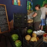 NoDa's own farmers market is now open
