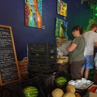 NoDa's own farmers market is now open