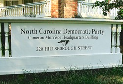 North Carolina Democratic Party headquarters