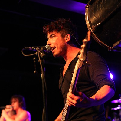 Nothing More at Amos' Southend, 8/19/14