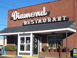 NATALIE HOWARD - NOTICE ME: The Diamond Restaurant in Plaza Midwood