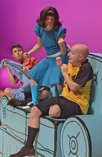 Nystrom, Hamilton and Blakely - CHILDREN'S THEATRE