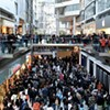 Occupiers host their own Black Friday