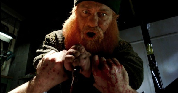 OCH, MAN!: No stranger to awful movies, Gerard Butler turns up as a foul-mouthed leprechaun. (Photo: Relativity Media)