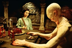 NEW LINE - Ofelia (Ivana Baquero) and The Pale Man in Pan's Labyrinth