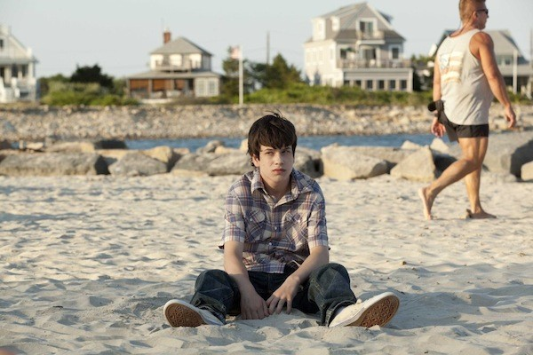 OH, SANDY: Liam James in The Way, Way Back (Photo: Fox Searchlight)