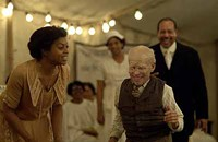 <i>Benjamin Button</i> a curiously flat fable