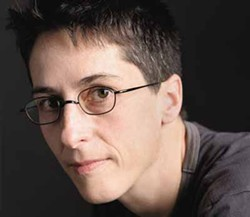 ON THE GUEST LIST: The appearances by Alison Bechdel ...