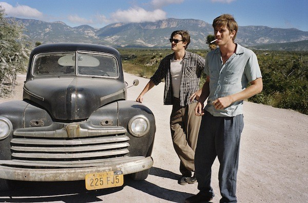 ON THE ROAD, AGAIN: Jack Kerouac's classic novel has been brought back in the form of a disappointing movie starring Sam Riley (left) and Garrett Hedlund. (IFC Films & Sundance Selects)