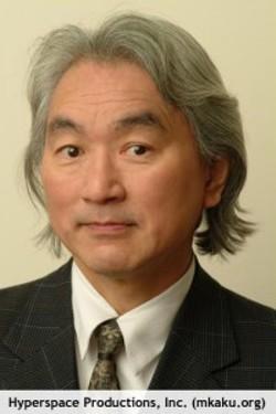 One of my favorite physicists: Michio Kaku
