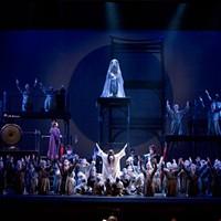 Opera Carolina's 2008 production of Turandot