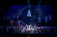 Opera Carolina's <i>Turandot</i> turns up the heat