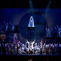 Opera Carolina's <i>Turandot</i> turns up the heat
