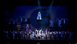 Opera Carolina's 2008 production of Turandot