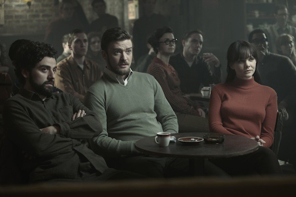 Oscar Isaac, Justin Timberlake and Carey Mulligan in Inside Llewyn Davis, the year's best film (Photo: CBS Films)