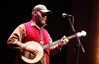 Live review: Otis Taylor