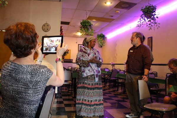 Owner J--- tells the story of how she left Somali to come to the U.S. and fulfill her dream of owning her own restaurant