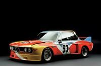 BMW Art Car rolls into Bechtler Museum