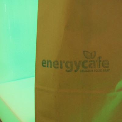 Energy Cafe, 4/27/11