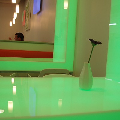 Energy Cafe, 4/27/11