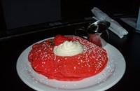 Red Velvet Pancakes from Bluprint