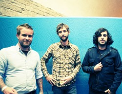 PALE RIDERS Band of Horses