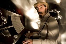 DARAGH MCDONAGH - PART OF THE SYSTEM: Serj Tankian