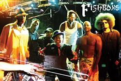 PARTY AT GROUND ZERO: Fishbone
