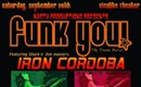 """PARTY: """"Funk You! 70s Theme Party"""" at Visulite Theatre"""
