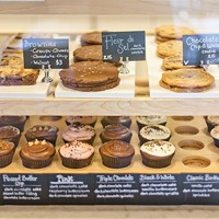 Pastries at Sunflour Baking Company (Photo: Logan Cyrus)