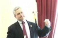 """Rep. Pat McHenry """"rewarded"""" by payday lenders"""