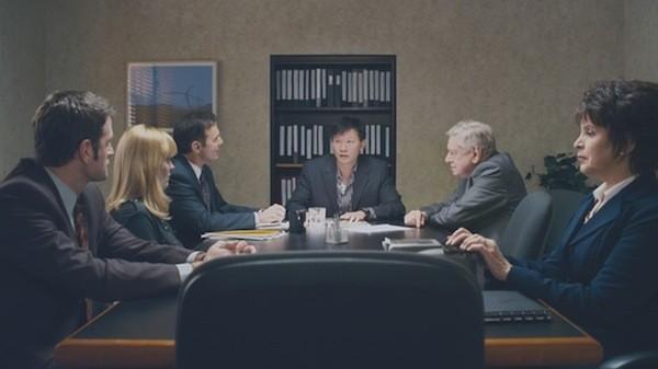 Patrick Wang (center)