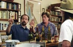 FOX SEARCHLIGHT - Paul Giamatti and Thomas Haden Church in Sideways