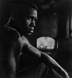 COURTESY OF THE CRITERION COLLECTION - Paul Robeson in The Emperor Jones