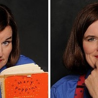 Paula Poundstone laughs for libraries