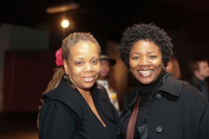 Pecha Kucha at Neighborhood Theatre, 3/13/14