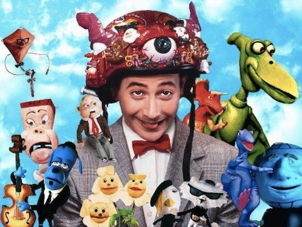 Pee-wee's Playhouse (Photo: Shout! Factory)