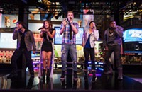 Live review: Pentatonix, The Fillmore (3/27/2014)