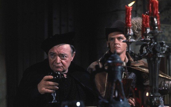 Peter Lorre and Jack Nicholson in The Raven (Photo: Shout! Factory)