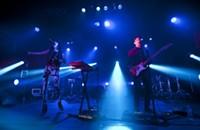 Live review: Phantogram, The Fillmore (6/25/2014)