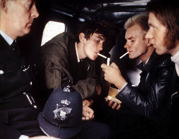 Phil Daniels and Sting in Quadrophenia (Photo: Courtesy of the Criterion Collection)