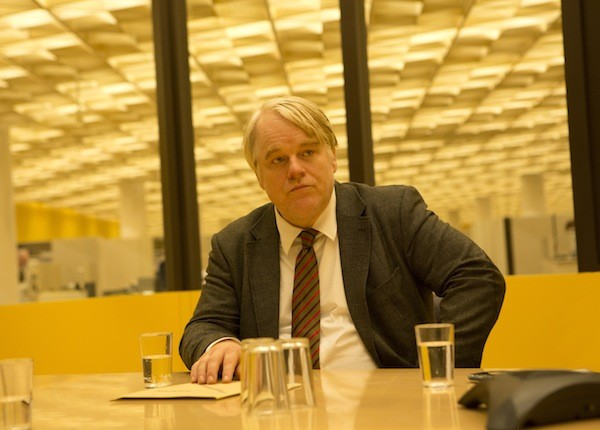 Philip Seymour Hoffman in A Most Wanted Man (Photo: Roadside Attractions)