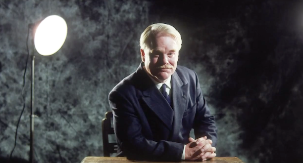 Philip Seymour Hoffman in The Master (Photo: Anchor Bay & The Weinstein Co.)