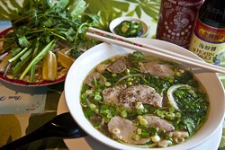 ANGUS LAMOND - PHO'NUFF: The pho at Ben Thành will chase away the winter chills.