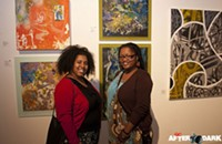 Photos: <em>Free for All</em> at Hart-Witzen Gallery, 4/4/2014