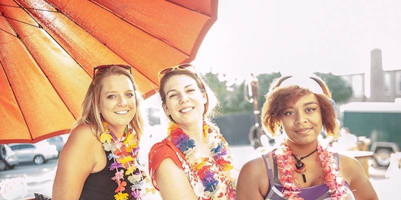 Photos: Heist Brewery's Anniversary Party, 8/23/2014