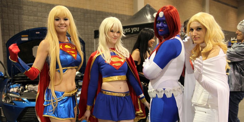 Photos: HeroesCon at Charlotte Convention Center, 6/21/2014
