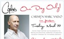 Meet designer Carmen Marc Valvo