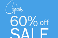 Sale: All summer items at Coplon's