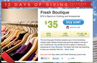Today's Living Social Deal: Fresh Boutique
